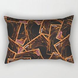 Yu-Gi-Oh Deck Rectangular Pillow