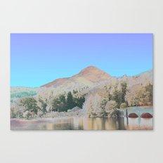 Chromascape 38 (highlands) Canvas Print