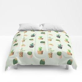 Cactus Pattern Comforters