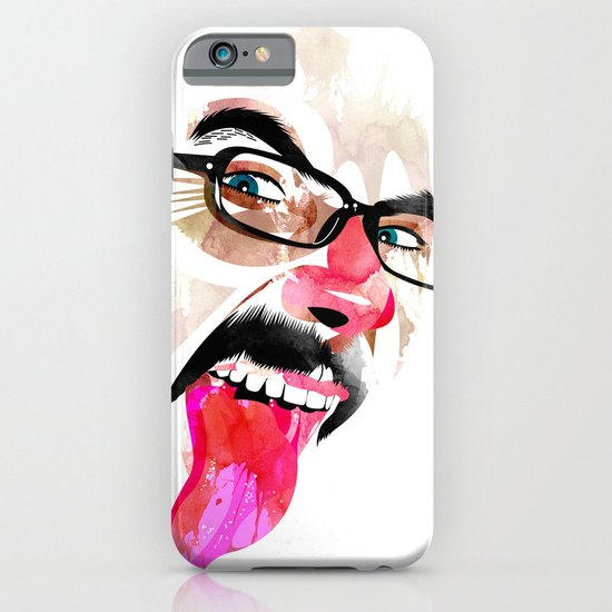 Lengua iPhone & iPod Case