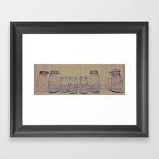 Zinc Framed Art Print