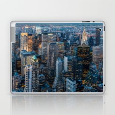 Manhatttan - Downtown Laptop & iPad Skin