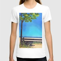 michigan T-shirts featuring Lake Michigan by Litew8