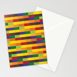 A Lohsian Grid Stationery Cards