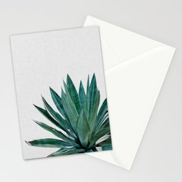Agave Cactus Stationery Cards