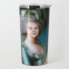 Queen Harry Styles Travel Mug