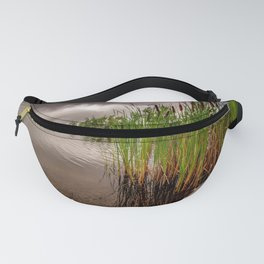 Driftwood And Cattails Fanny Pack