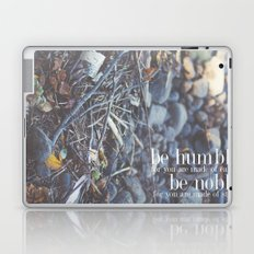 noble + humble. Laptop & iPad Skin