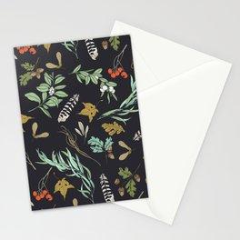 Boho vintage nature Stationery Cards