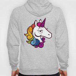 Unicorn Multicolor Hoody