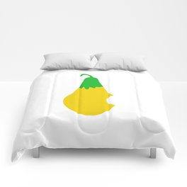 Pear Hunger Comforters
