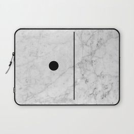 Marble Fun Laptop Sleeve