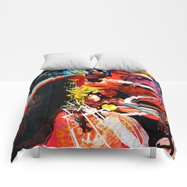 Exquisite Corpse: Round 6 Comforters