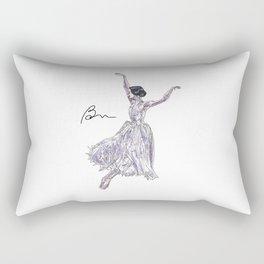 Natalia Osipova as Giselle Rectangular Pillow