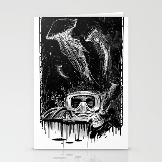 Underwater Vision Stationery Cards
