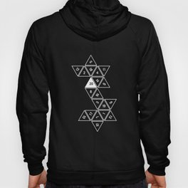 Teal Unrolled D20 Hoody