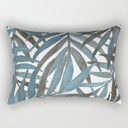 Palm Leaves 2 Rectangular Pillow