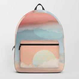 Mint Moon Beach Backpack