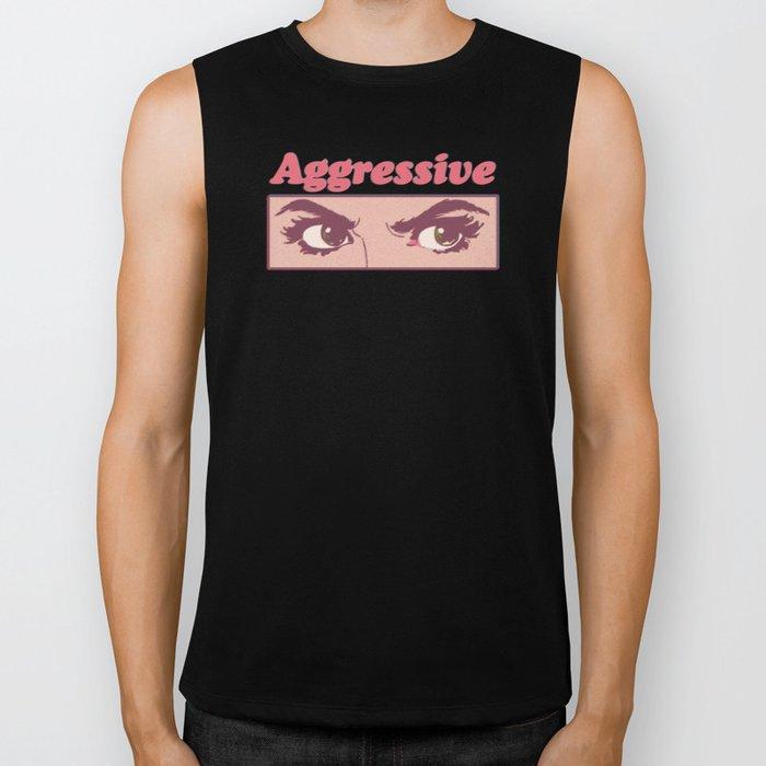 Aggressive Biker Tank