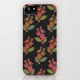 Jasmine Branches iPhone Case