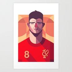 SG8 | Reds Art Print