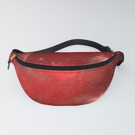 Electric Red Fanny Pack