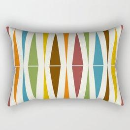Mid-Century Modern Art 1.4 Rectangular Pillow