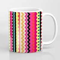 forever young Mugs featuring Forever Young by Ornaart