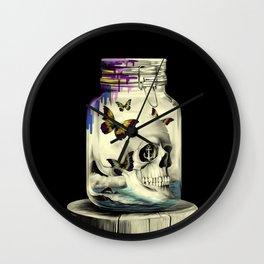 Sink or swim Wall Clock