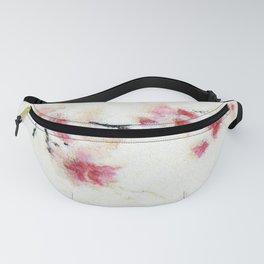 Sakura branch Fanny Pack
