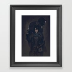 Rogue One Framed Art Print