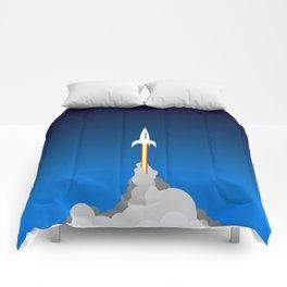 Blast Off! Comforters