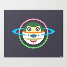 Spaceman 1 Canvas Print