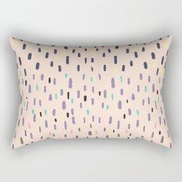 Tears Drop x Pink Sky Rectangular Pillow