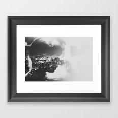 Daniella, 2012  Framed Art Print