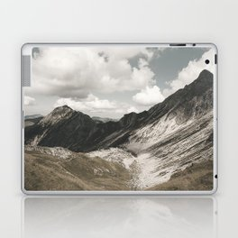 Cathedrals - Landscape Photography Laptop & iPad Skin
