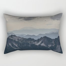 Mount Saint Helens Rectangular Pillow