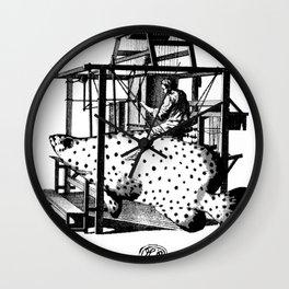 TB Wall Clock