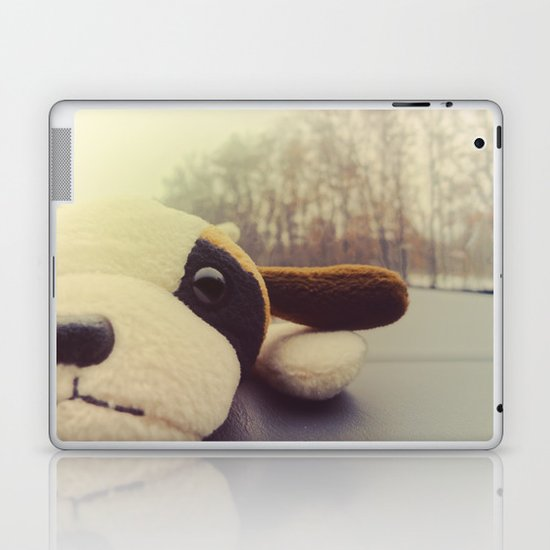 And I Thought I'd Live Forever, but Now I'm Not So Sure. Laptop & iPad Skin
