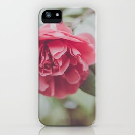 Rose Tree iPhone Case