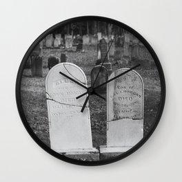 Reconstructed Wall Clock