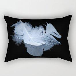 Twin Flame love Rectangular Pillow