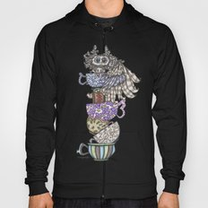 Owlice Wants Another Cup of Tea Hoody