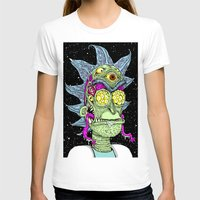 T-shirts featuring Monster Rick by Rob Israel
