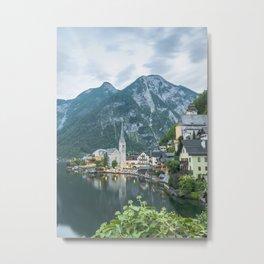Alps Metal Print