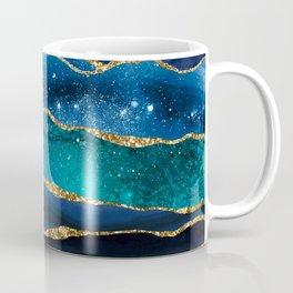 Marble Milky Way Coffee Mug