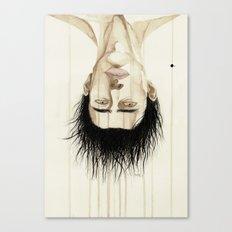 H. Canvas Print