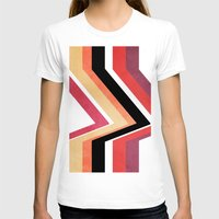 airplanes T-shirts featuring geometric   by mark ashkenazi