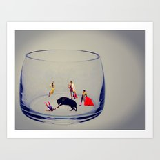 MixMotion: Duos and Trios Art Print