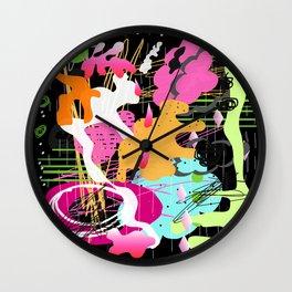 Splat Rx Wall Clock